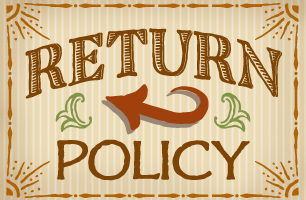 Fairy Freckles Studios Return Policy