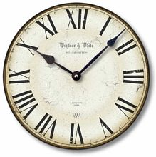 Item C8114 Traditional Roman Numeral Clock