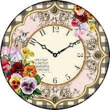 Item C8886 Fairytale Storybook Clock