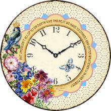 Item C8889 Fairytale Storybook Clock